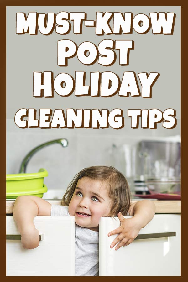 The fun and joy of the kids being excited and those smiles… man, those smiles are the best, aren't they? Maybe that's why you back down a little when it comes to messes during the holidays. You want your kids to have fun and not stress too much about messes that they are creating. Or is that just me that does that?