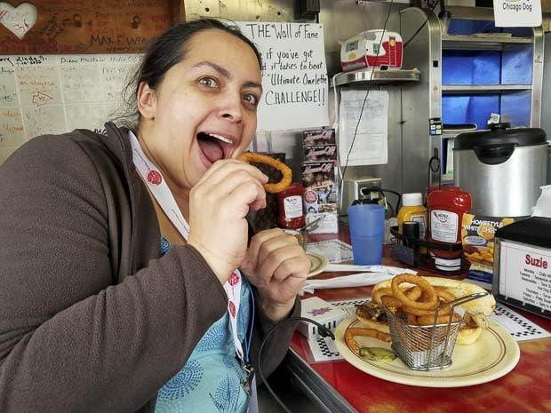 Mason City Suzie Q Cafe Eating