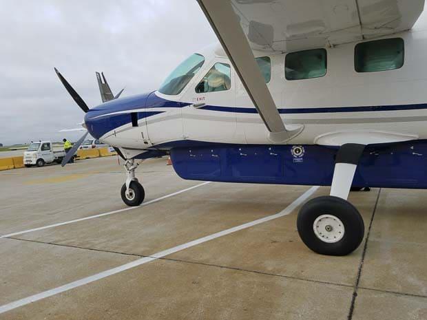 Mason City plane
