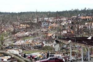 Trip to Alabama: Tornado Relief