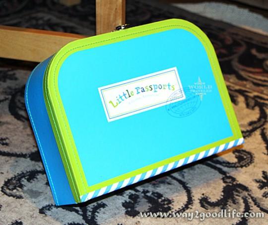 little passports activities world subscription suitcase