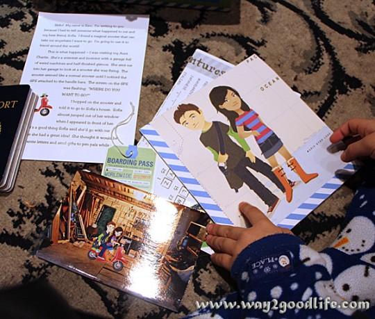 little passports activities world subscription package