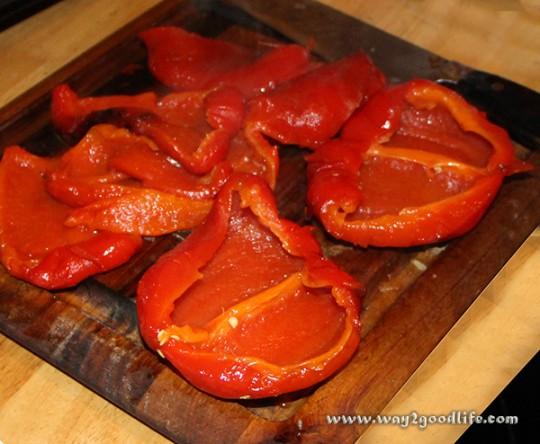 Pepper for Ajvar Paleo Dip