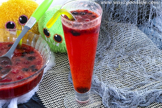 Delicious Bug Juice in time for Halloween #shop #SpookyHalloween