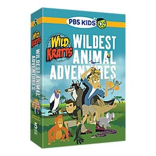 Kratts Brothers Pack