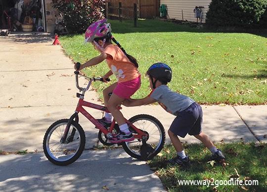 Bicycle Season - Fall riding copy