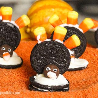 Thanksgiving Treats – Simple and Easy: Turkey Treats