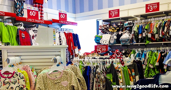 Carter's Sale - those are some seriously great prices