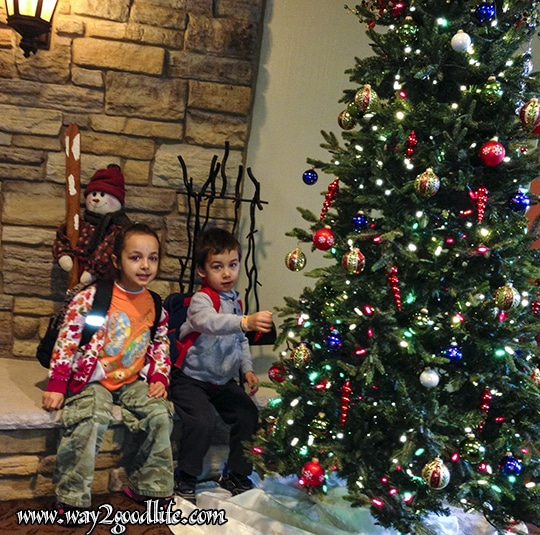 Making holidays count - kids are happy, are you?