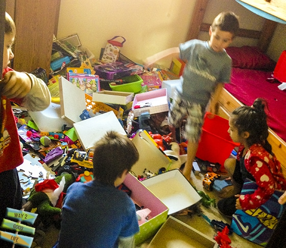 Messy room and boredom #shop