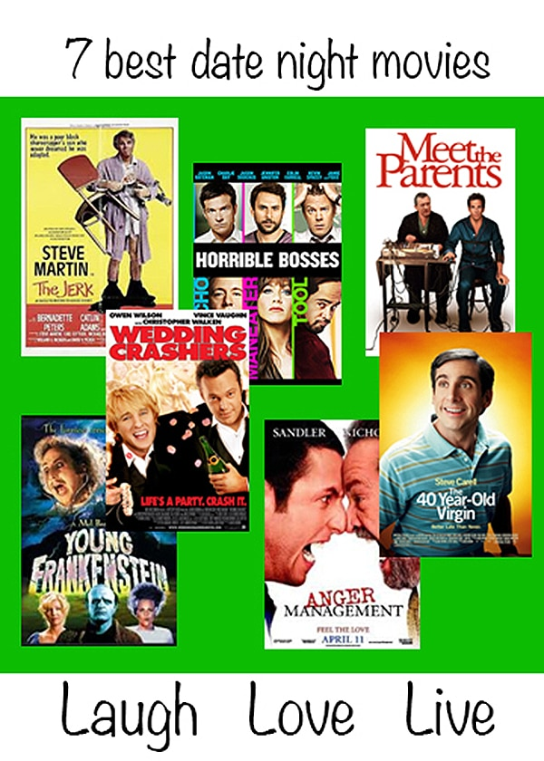 Watch one of these movies on your date night. Each is very easy going and funny #CollectiveBias #ad #KYdatenight
