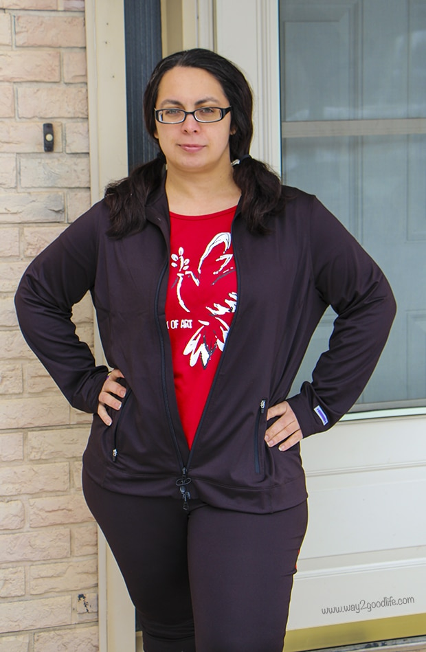Taffy Activewear - for curvy women