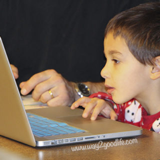 5 practical things I wish I knew before letting my preschooler with sensory processing disorder do online activities