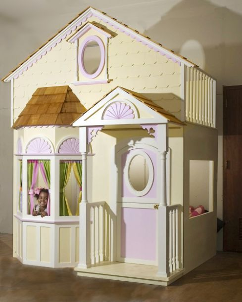 17 Crazy Doll Houses