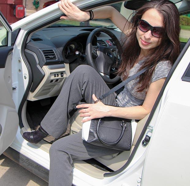 figleaves-business car #LiveLoveLingerie