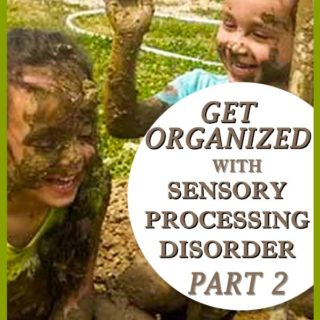 GET ORGANIZED WITH SENSORY PROCESSING DISORDER