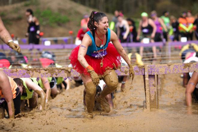 Mudderella-running-mud