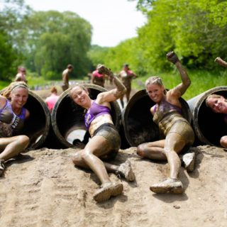 Are You Ready for the Mudderella Season?