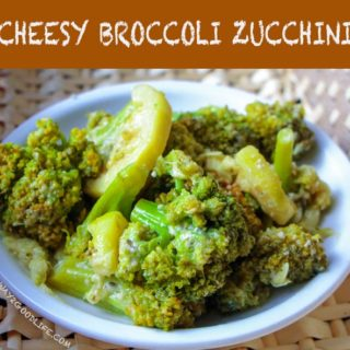 Very Cheese Broccoli