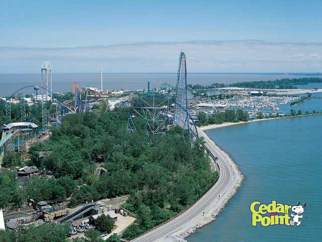 Cedar Point location