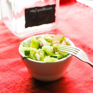 Cucumber Craving Salad