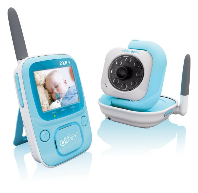 Gift Ideas for New Moms Guide: Baby Monitor