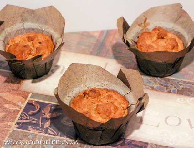 Cereal Muffins recipe trio