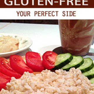 Easy Gluten Free Brown Rice