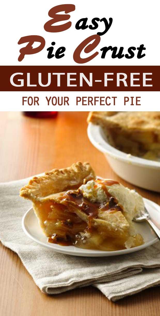 Easy Gluten Free Pie Crust