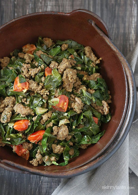 Kenyan-Braised-Collard-Greens-and-Ground-Beef