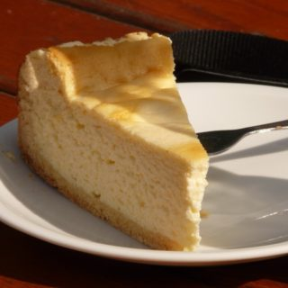 Gluten Fee Italian Cheesecake