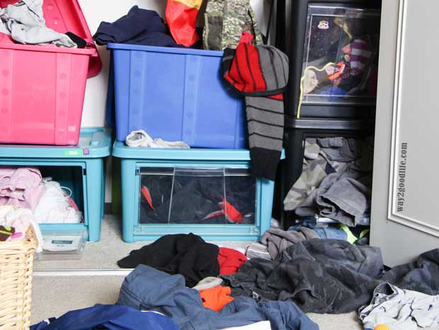 messy house - New Mom Challenges and Common Solutions