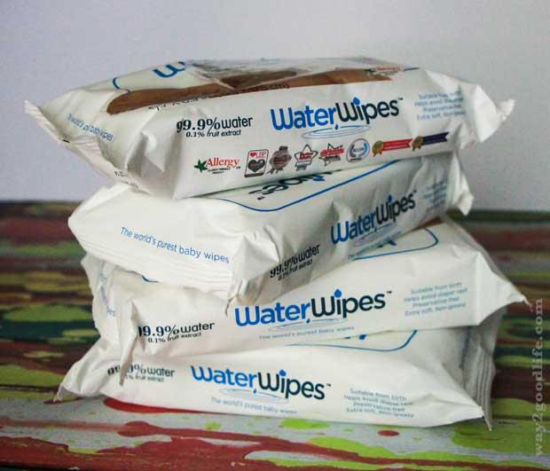 Waterwipes-Many