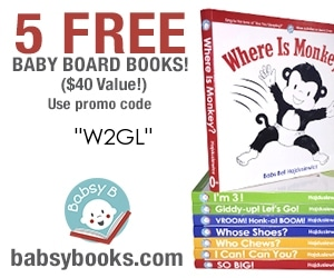 free stuff for new moms - freebook offer