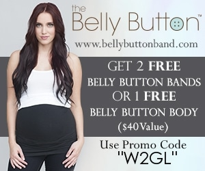 free stuff for new moms - free belly button