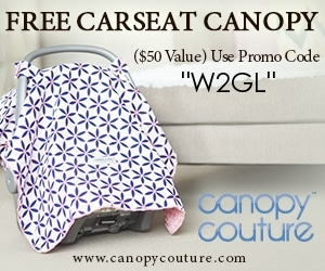 free stuff for new moms - free baby canopy