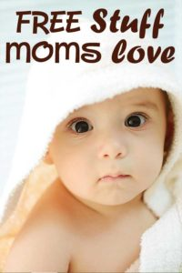 Do you know a new mom who could use these freebies. I got great free stuff through these sites!