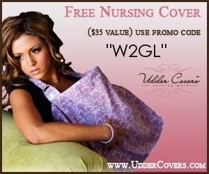 free stuff for new moms - free nursing cover