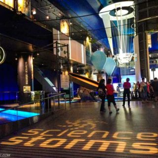 Go to the Museum of Science and Industry for FREE!