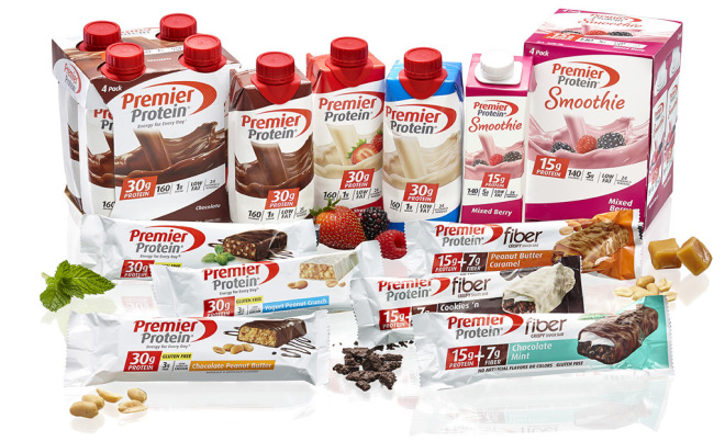 Premier Protein product-spread-new