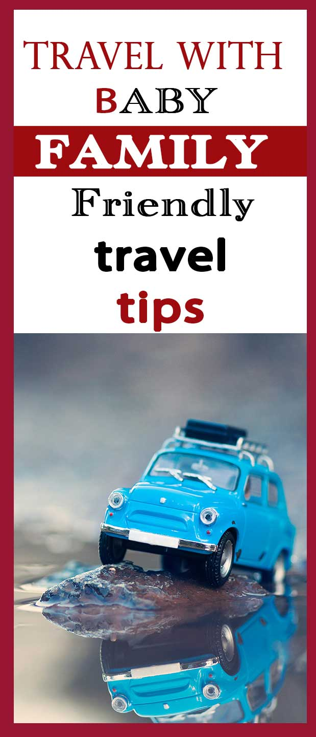 Travel with a baby is never easy. How someone so small requires so many things? Check out this Family Guide to Baby Travel Tips for baby products that help making packing and travel easier. Plus a special air travel tip! Baby girl | baby boy