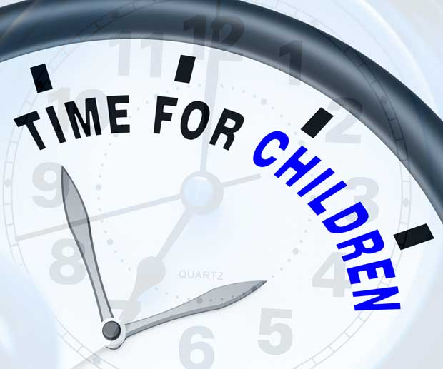 time-for-children-message-means-playtime-or-getting-pregnant