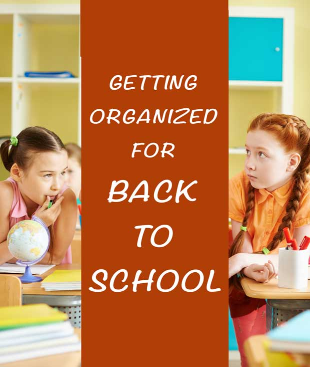 Can i just be honest and say I do not like back--to-school season. So many school things to worry about. These Tips and tricks to organizing for back to school do help us a lot #backtoschool  #school #fall #Way2GoodLife #parenting