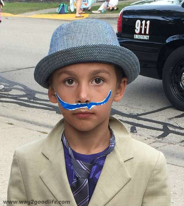 9 easy to make Halloween costumes for kids: Grownup