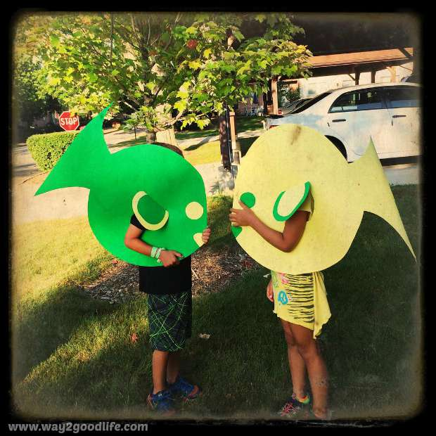 9 easy to make Halloween costumes for kids: Underwater Kingdom