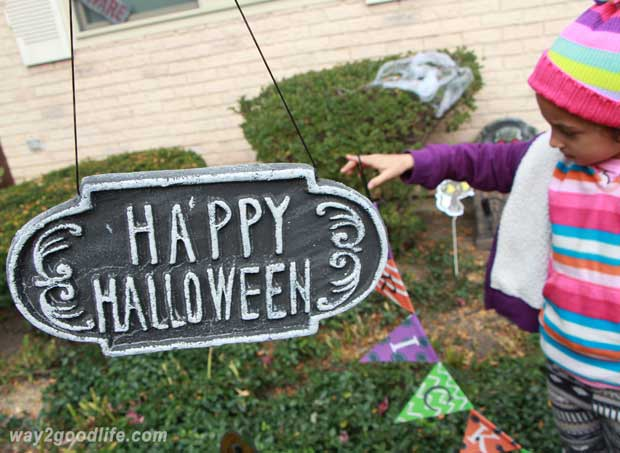 Halloween-Sign