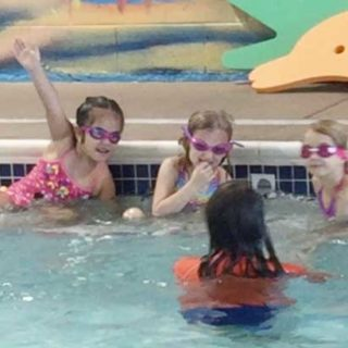 What Can You Learn in Six Weeks of Swim School