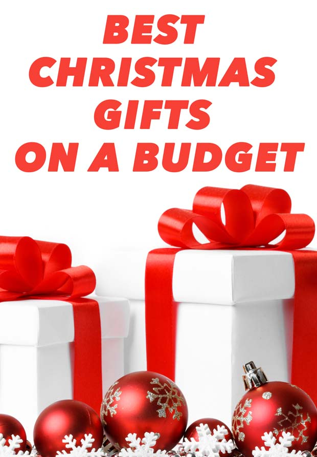 Budget Friendly Holiday Gifts
