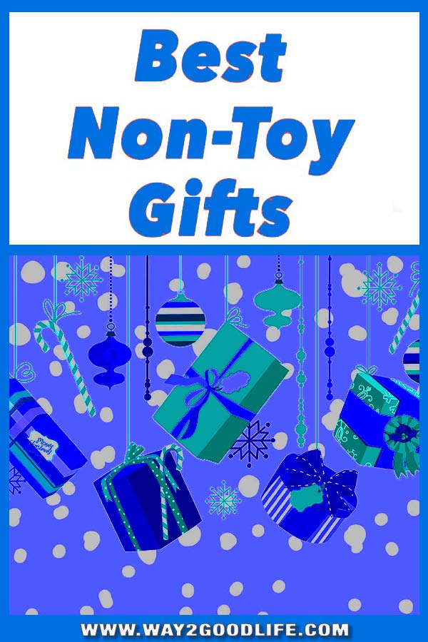 I feel like my kids have absolutely everything under the sun and that makes gift buying difficult. If you are in the same boat and looking for a different kind of Christmas gift? Check out these non-toy gifts for kids #holiday #gifts