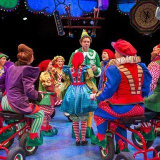 ELF at the Marriott Theatre